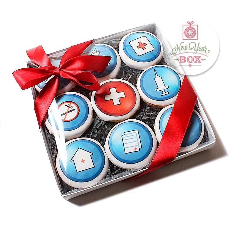 Подарок на медицинскую тематику 29
